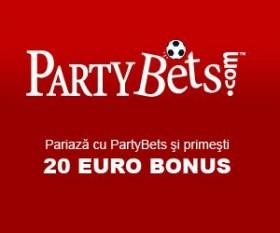 Casa de pariuri PartyBets