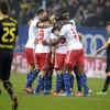 Dortmund a pierdut cu 3-0 la Hamburg